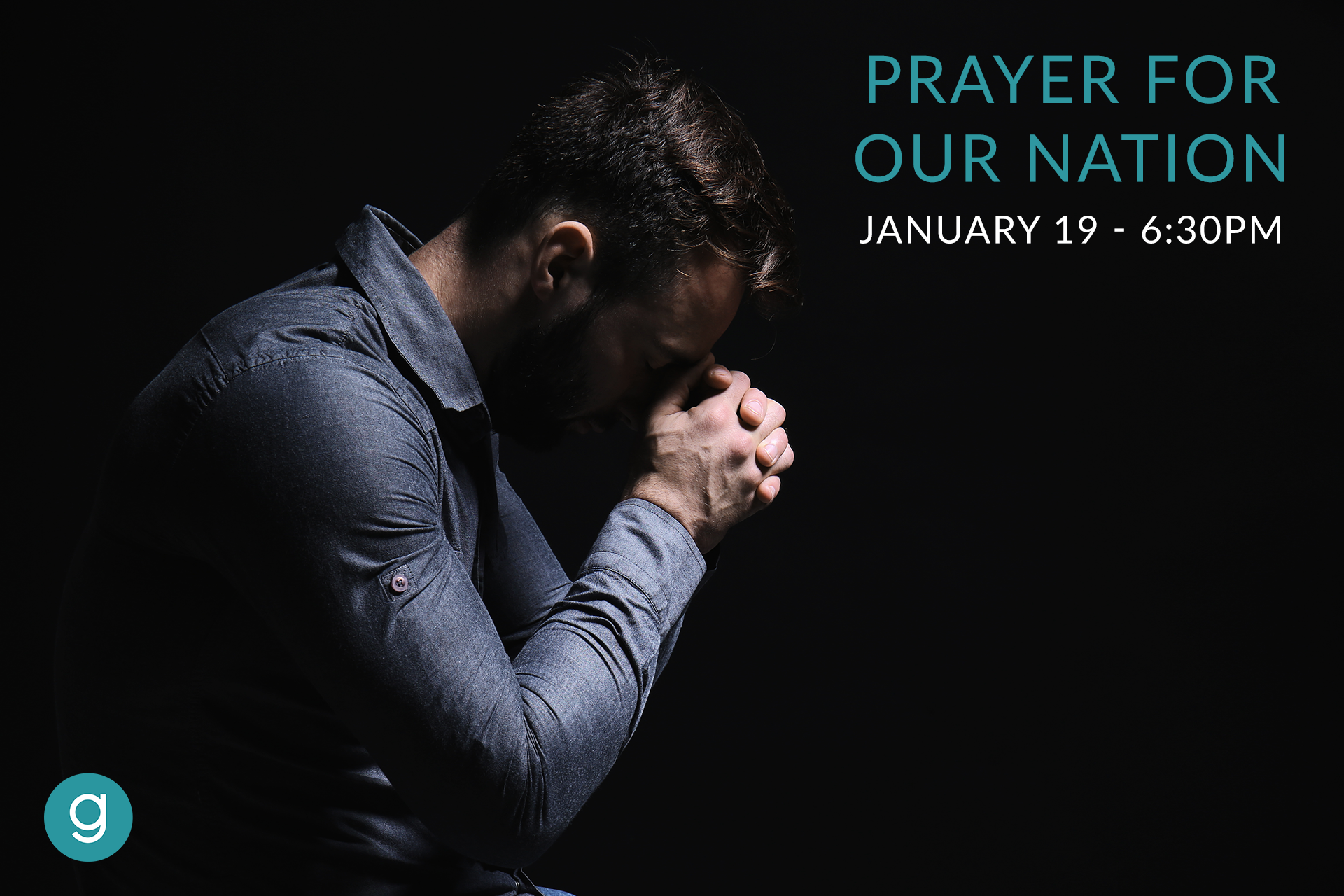 Link to Prayer for Our Nation detail page