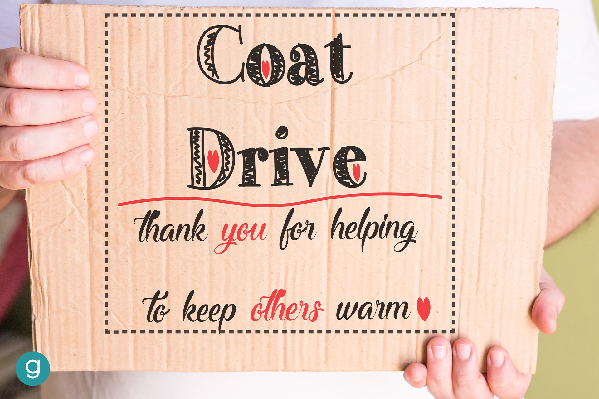 Link to Drive-Thru Coat Drive detail page