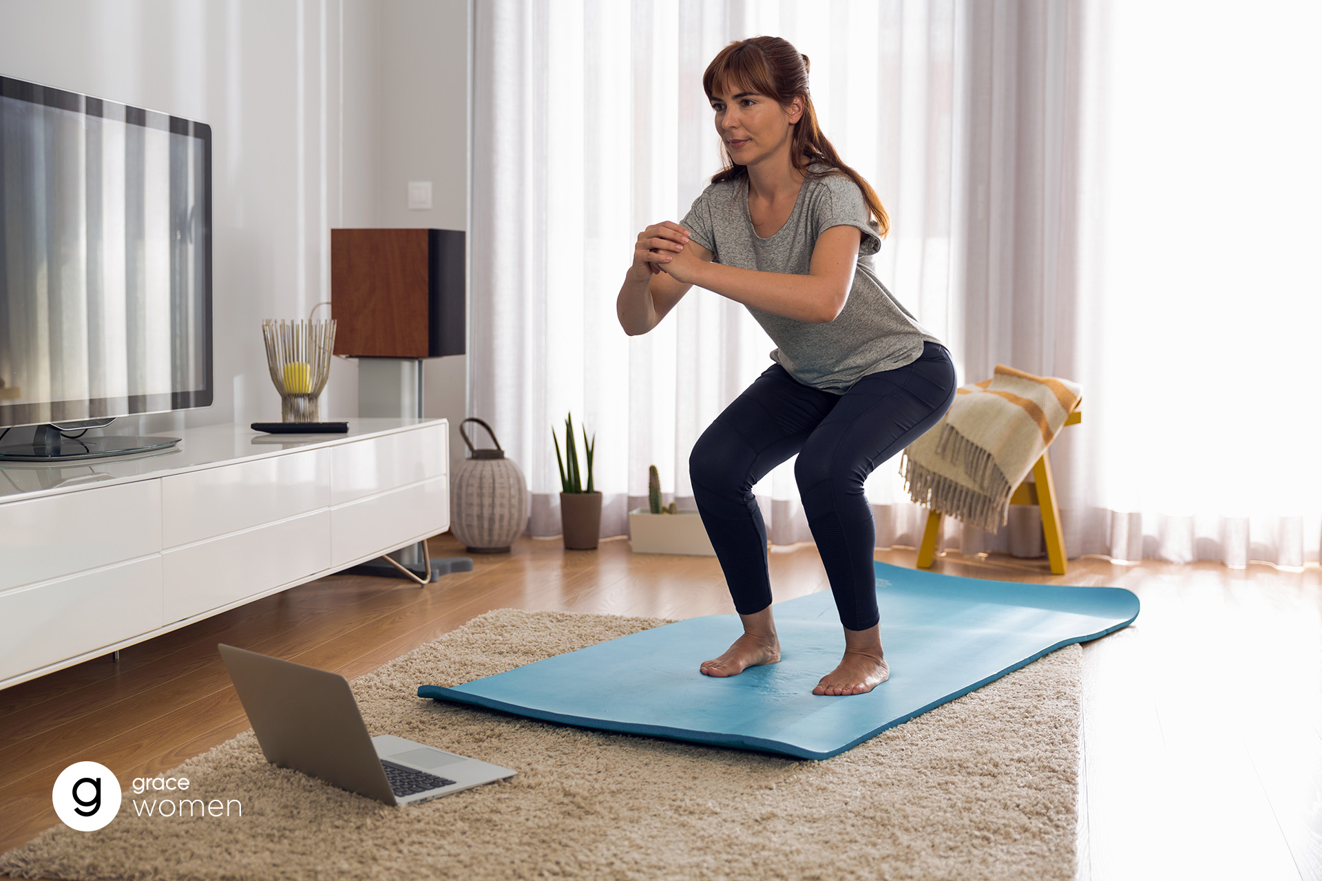 Link to Women's Let's Move Workout detail page